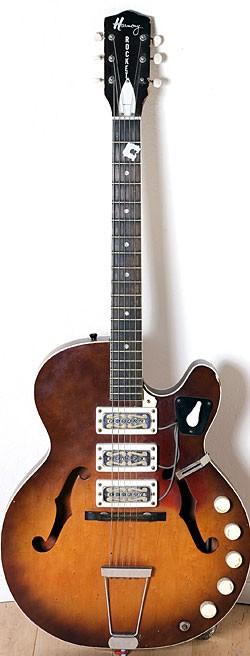 Mick Mars Vintage Guitar 174 Magazine